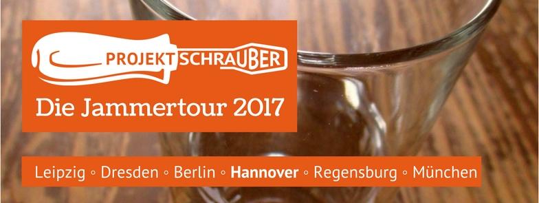 Jammertour zu Gast in Hannover