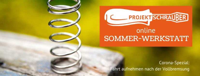 SOMMER-WERKSTATT 10.7.2020