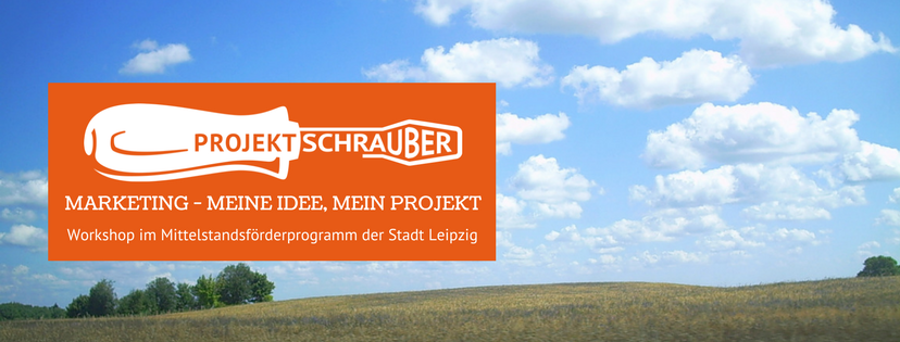 MARKETING – MEINE IDEE, MEIN PROJEKT